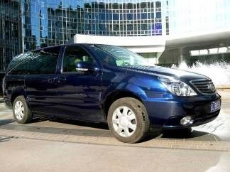 Beijing Buick GL8 (8 Seater including driver)