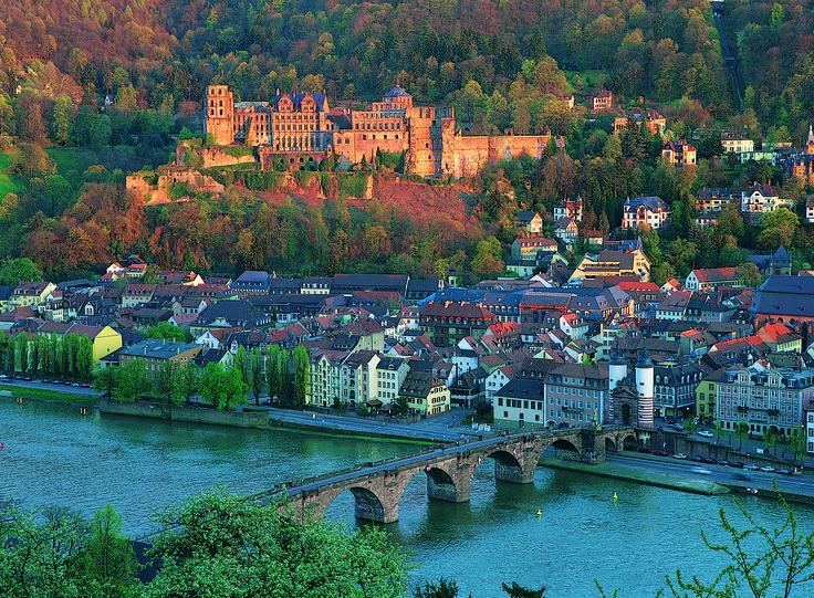 Heidelberg, Germany Wentz