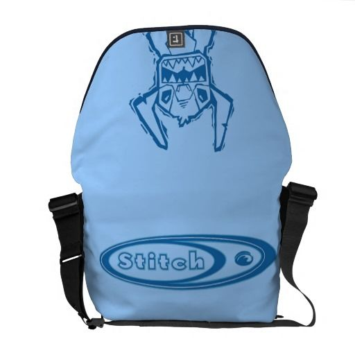 Stitch Courier Bag