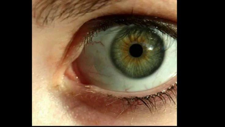 Alterar a cor dos olhos para castanhos-esverdeados