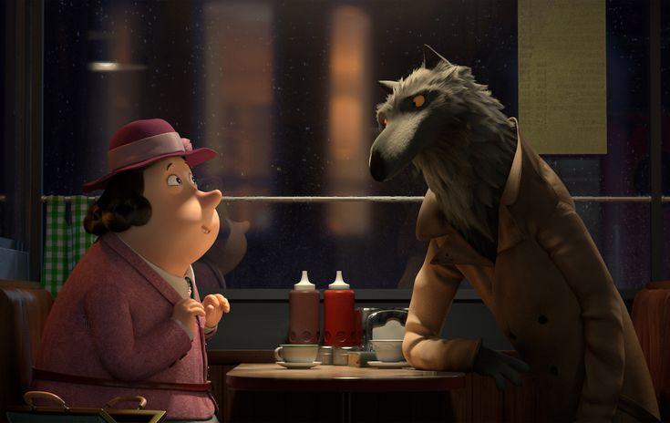 REVOLTING RHYMES Wins Children's Film Festival Munich Audience Award | Trailer