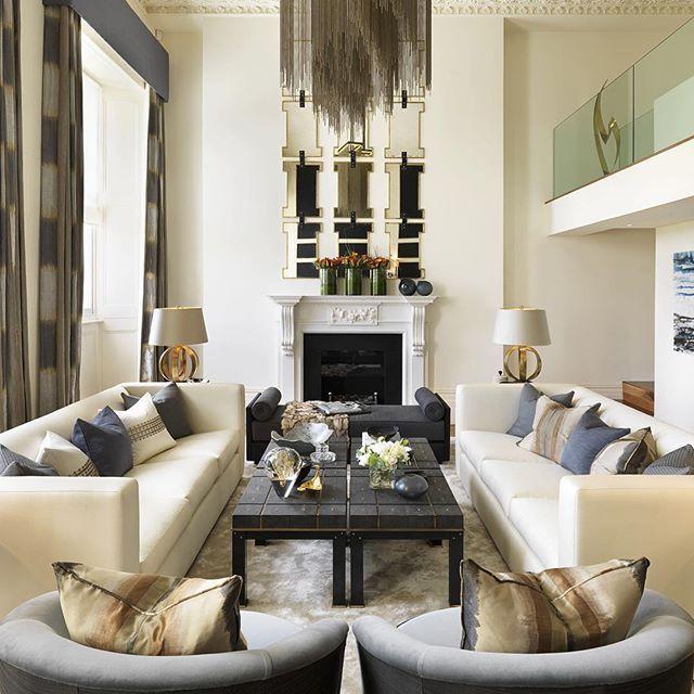 Luxury Design By Katharinepooleyltd With LuxDeco Magazine