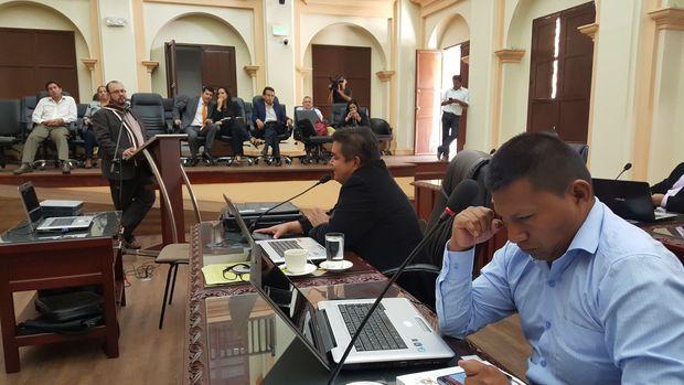 Contralor Departamental rindió informe sobre situación de las ESE en el Departamento del Cauca.