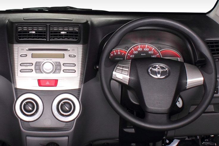 Toyota Avanza Veloz 1.5 Interior 1