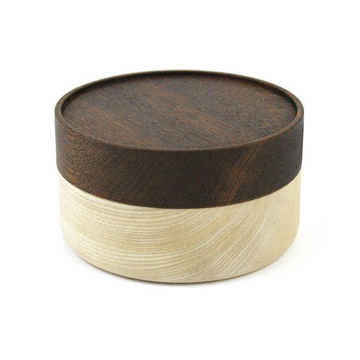 mute for unomatudo | hako small brown container, soji collection