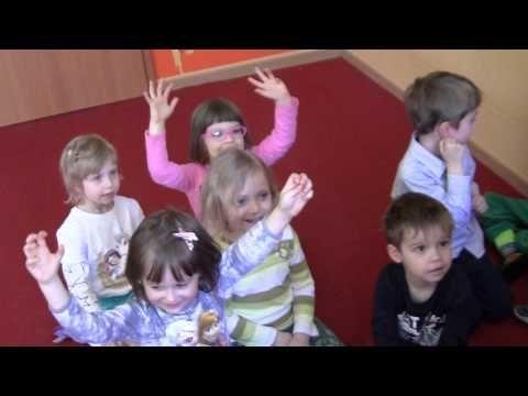 """""""Moje rączki gdzieś zniknęły"""" -piosenka dla małych dzieci"""