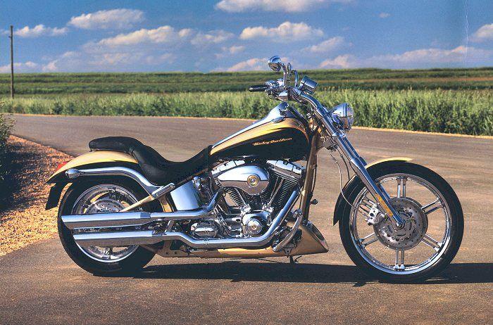 harley davidson deuce | 2003 Harley-Davidson CVO Deuce