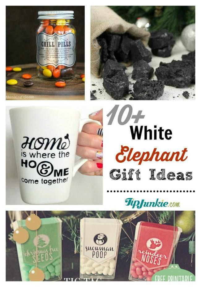 white elephant gift exchange jpg gift ideas pinterest holiday crafts white elephant and. Black Bedroom Furniture Sets. Home Design Ideas