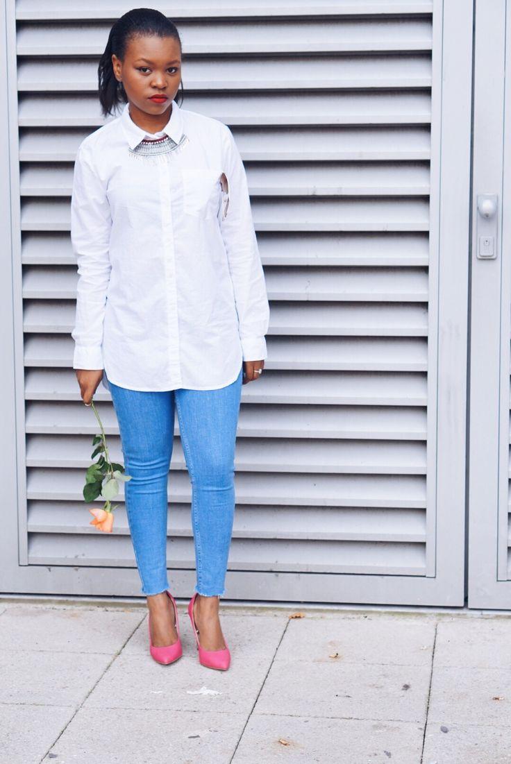 The Crisp white shirt | Patriz in Style