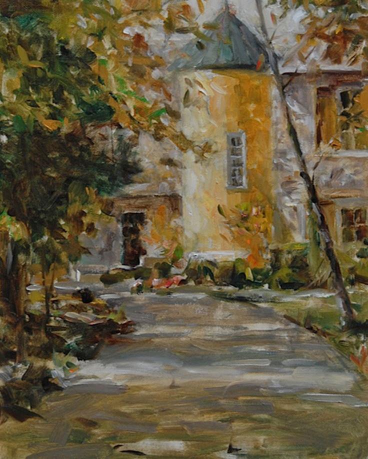 LEONARD WREN ARTIST- Full Collection of Artwork by LEONARD ... |Leonard Wren Paintings