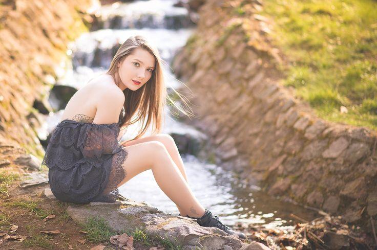 Photograph Karolina by Adam Brucki on 500px