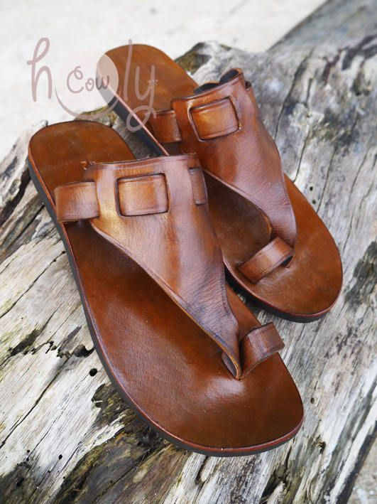 a2643791a3b7b6 Handmade Leather Sandals Brown Leather Sandals Womens