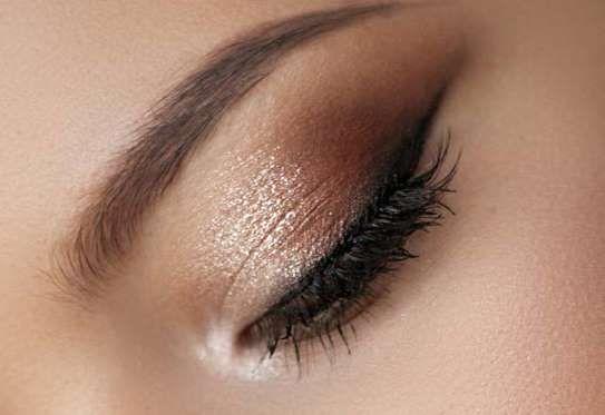 Altın tonları Altın ve kahve tonları kahverengi gözlere oldukça yakışan renk seçenekleri arasında ye... - Milliyet