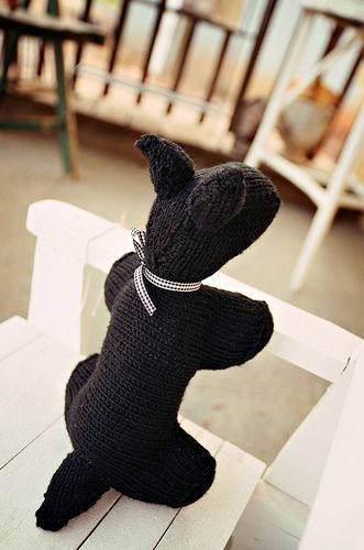 152 Best Free Knitted Toy Patterns Images On Pinterest Doggies