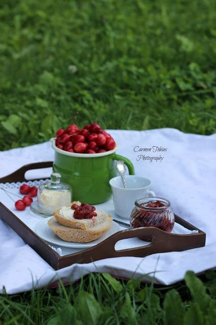 My world in a jar: Dulceata de cirese cu visine / Cum fac dulceata fara zahar?
