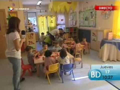 Escuela de niños sordos y oyentes