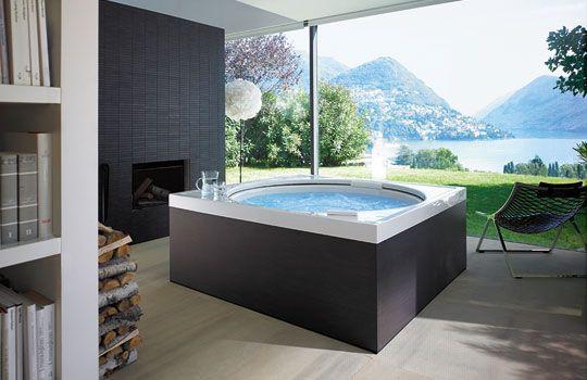 Environments for the Calm and Luxurious #InteriorDesign #Modern #BathroomDesign #Fashion #Art