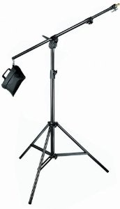 Amazon.com: Manfrotto 420B 3- Section Combi- Boom Stand with Sand Bag $119.90
