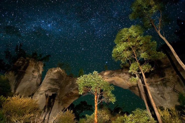 Marlong Arch, Carnarvon Gorge National Park, QLD