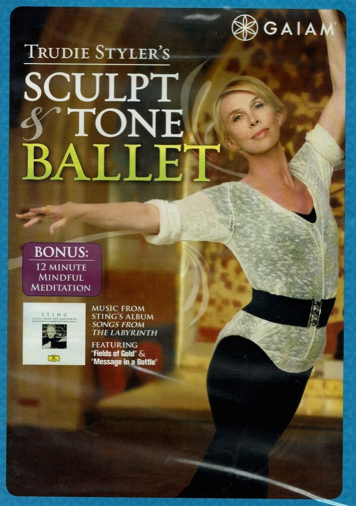 Pure Barre Ballet Workout DVD Routine Sculpting Strength