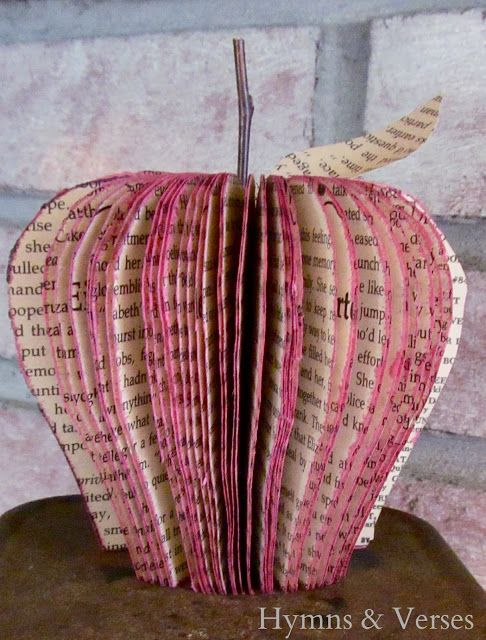 How to Make a Book Page Apple