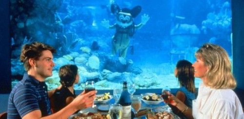 Epcot's Coral Reef Restaurant - Disney Insider Tips Escape to Sandals Royal Caribbean Resort & Private Island - Jamaica Inspired Voyages...Contact your Sandals Certified Specialist to design your all-inclusive Caribbean vacation. www.inspiredvoyage.com or email jenifer@inspiredvoyage.com Like us on facebook... www.facebook.com/inspiredvoyage
