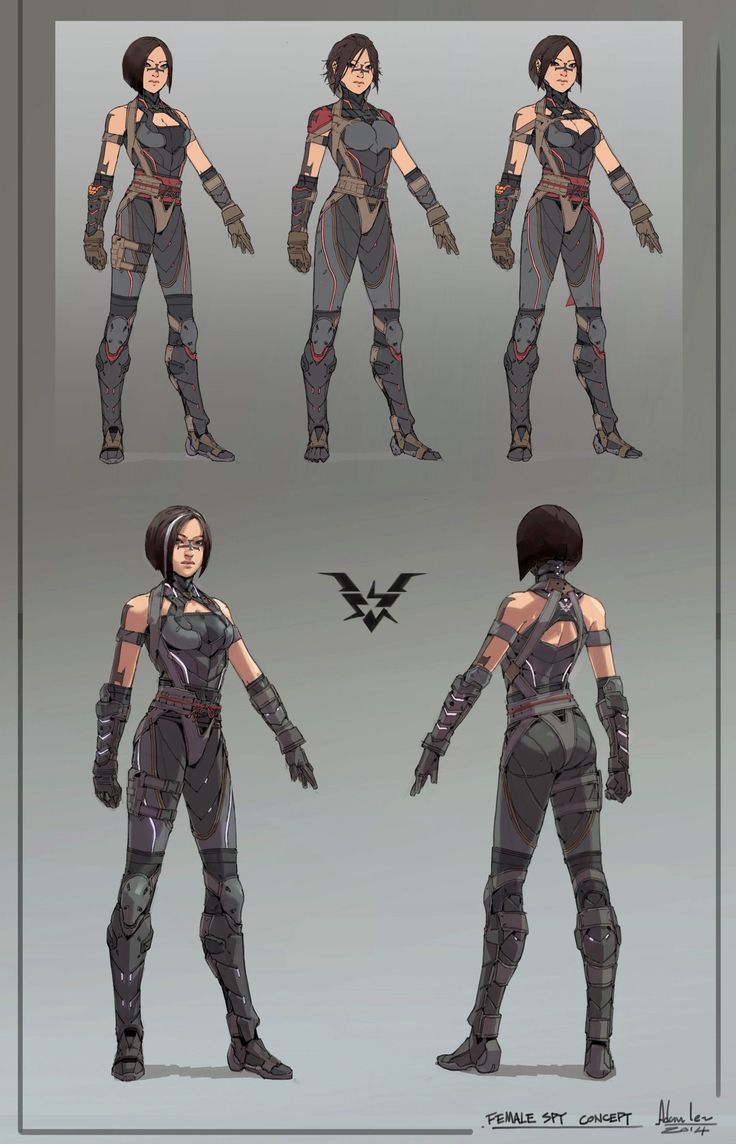 Character Design Concept : Best images about characters sci fi armor costume