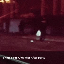 (GIFS) Two Dead, Three Critically Injured in Shooting at Drake's OVO Fest Afterparty
