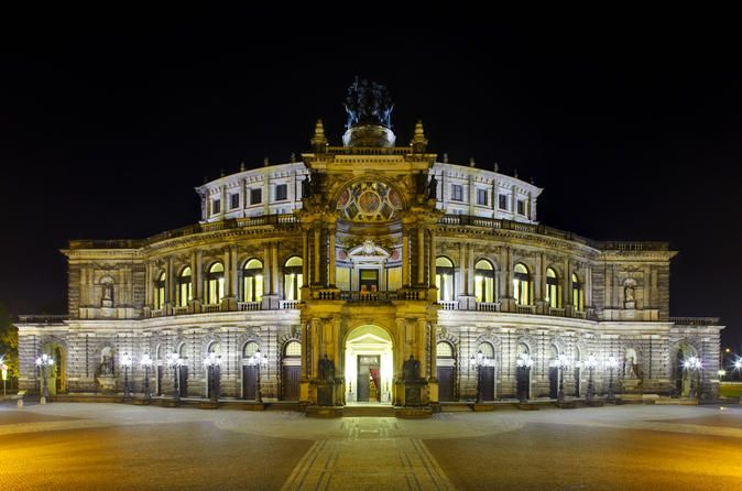 5-Day Multi-Day Tour: Dresden and Amsterdam Overnight Trip by Coach Combine the beautiful cities of Dresden and Amsterdam in a 5-day overnight tour from Dresden. Travel leisurely on a modern national coach line bus and enjoy two nights in each city including a city tour in both destination.This city duo will bring you to Dresden and from there to Amsterdam including a two nights stay in each destination as well as a comprehensive city tour to explore the cities.Enjoy breakfast...