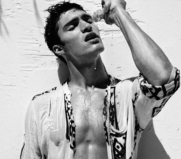 Mario Loncarski, Austrian Model