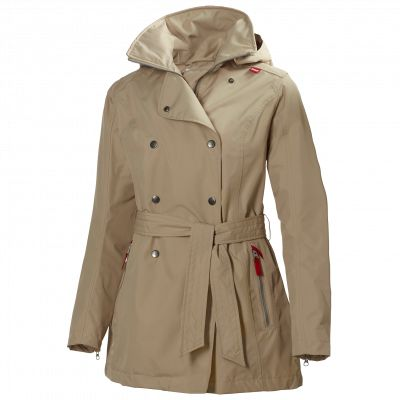 W WELSEY TRENCH - Helly Hansen Official Online Store Portugal