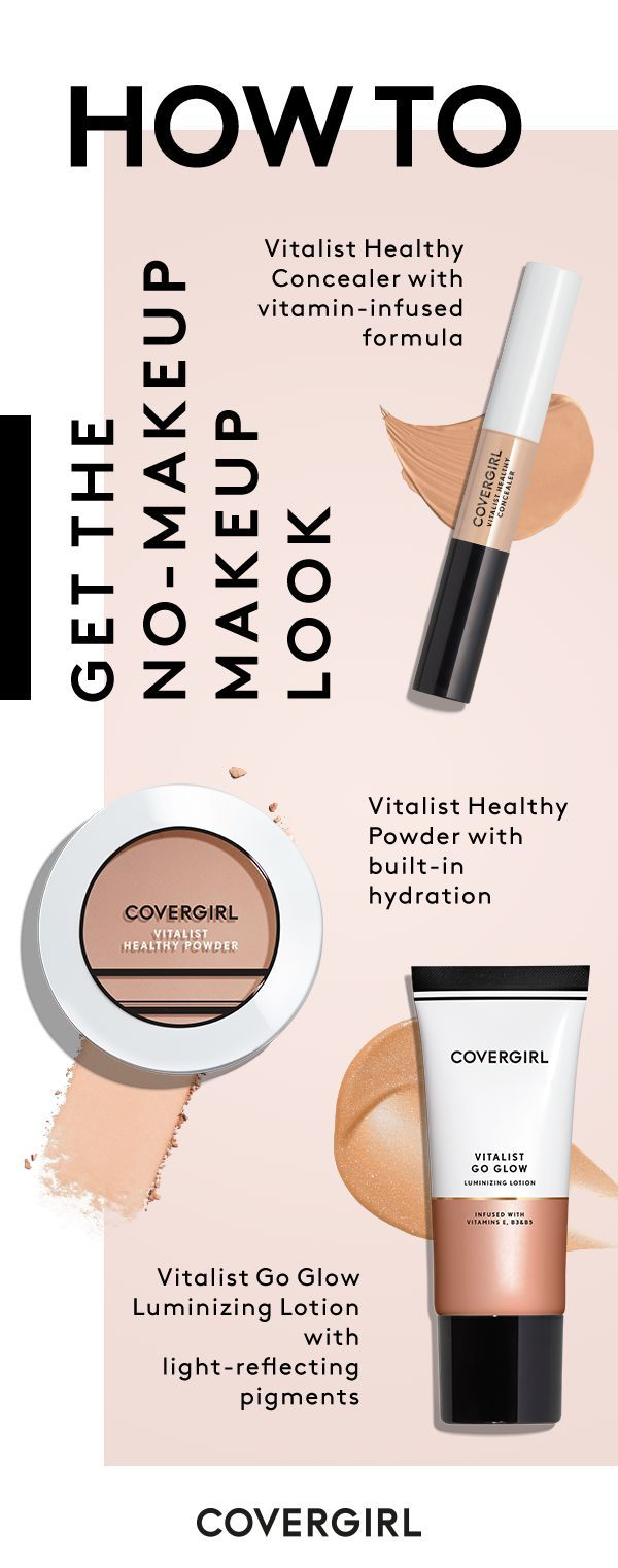 Cover Girl products, Glowing skin