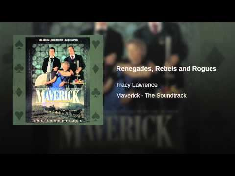 Renegade and Rebel Rogues From Maverick soundtrack.
