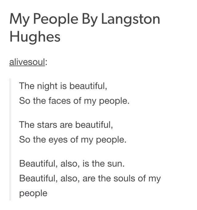 best poetry images poem poetry and thoughts langston hughes