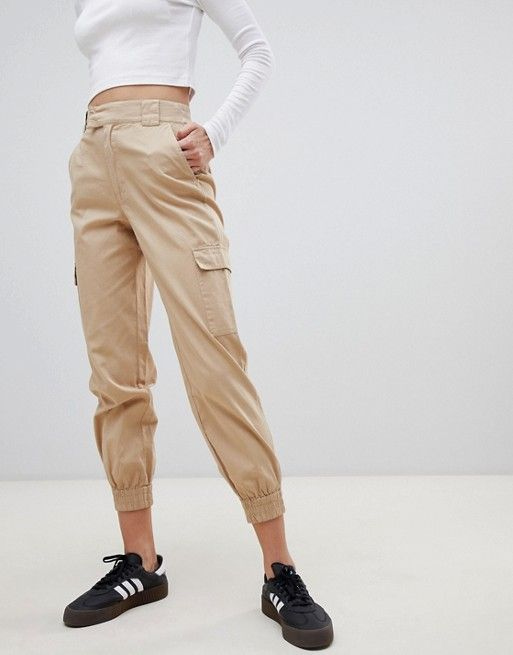 ef824317 Stradivarius cargo pant in 2019 | Fashion Stores Products | Cargo ...