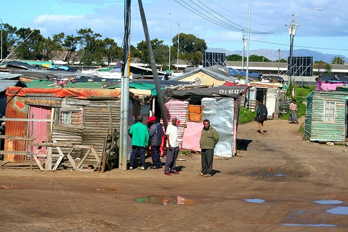 No visit to South Africa is complete without a township tour to see the reality of life there for the majority of people.