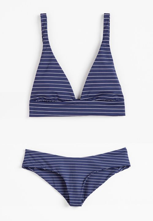 Fillis Bikini Top + Yaya Bikini Pant in UNCLE SAM #boysandarrows
