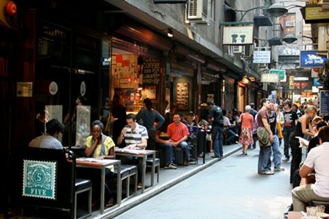 Flinders Lane, Melbourne