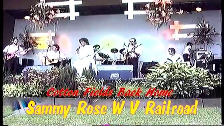 Sammy Rose Cotten Fields Back Home Floralia 1990 hpvideo Breda Henk Pas