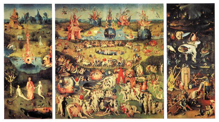 Wondere wereld in religieuze kunst