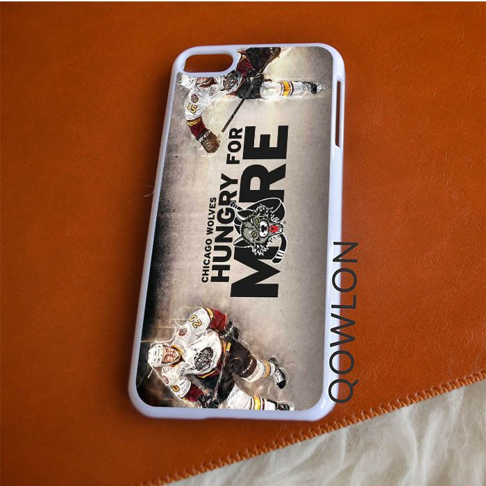 Chicago Wolves Hockey iPod Touch 6 | 6TH GEN Case