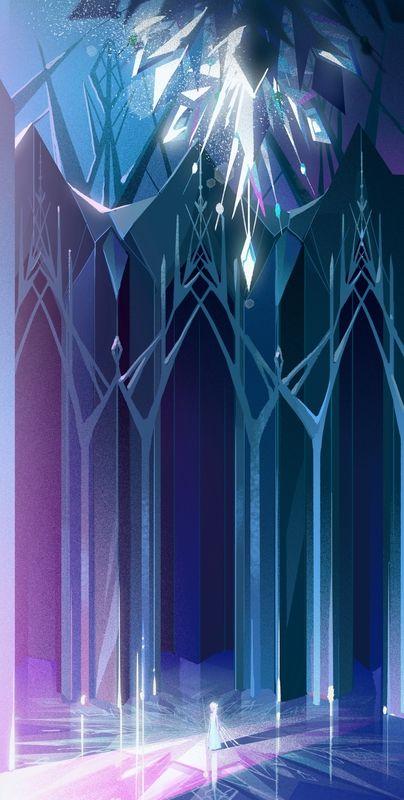 Art of Frozen - Concept Art