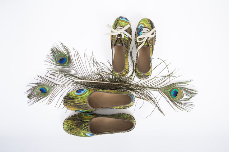 How cute are these peacock espadrilles? :-) Suitable for every outfit! #espadrilles #loveshoes #summershoes #happyshoes #shoelovers #cuteshoes #stylishshoes #shoponline