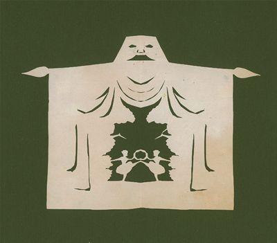 H. C. Andersen papercut, puppet theatre