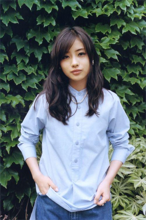 """licoricewall: """" 石原さとみ (Satomi Ishihara): SPRiNG - Sep 2014 """""""