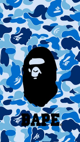 bape iphone wallpaper HD