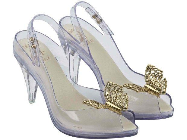 Melissa scarpe 2015 | nuova capsule collection | Cenerentola | foto |