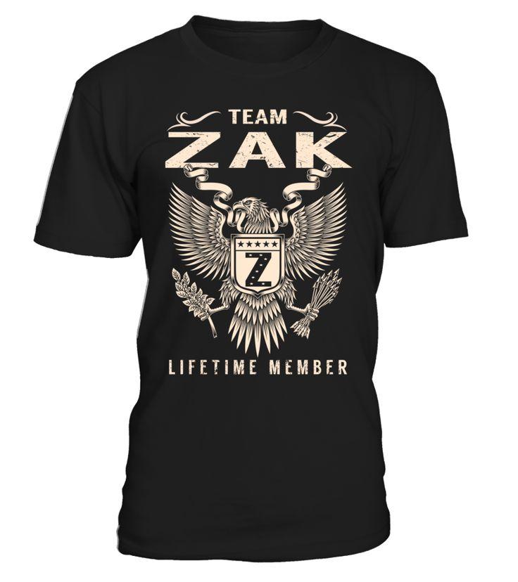 Team ZAK Lifetime Member