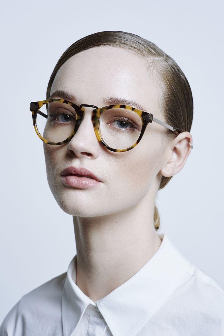 Helter Skelter Crazy Tort - All Eyewear Collections | Karen Walker