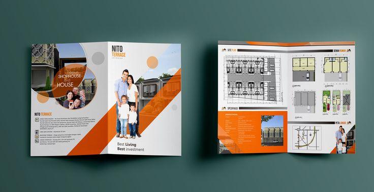 Brochure for nito terrace